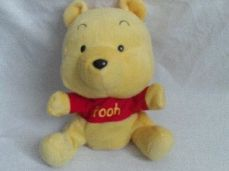Adorable Disney Big My 1st 'Winnie the Pooh Bear' Plush Hand Puppet